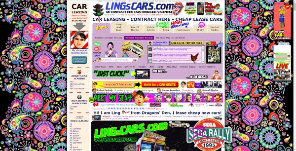 Lings cars website