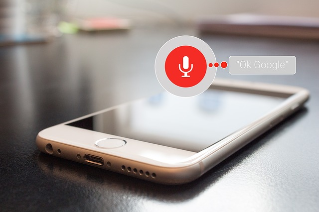 voice search on smart phone